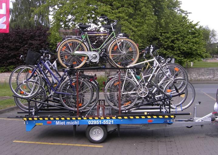 fahrradtransportanhaenger